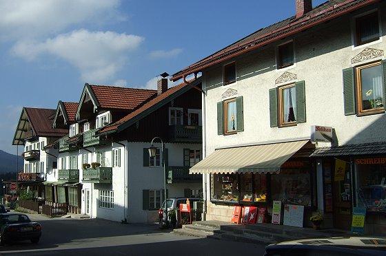 Fischbachau beim Schliersee und Wendelstein