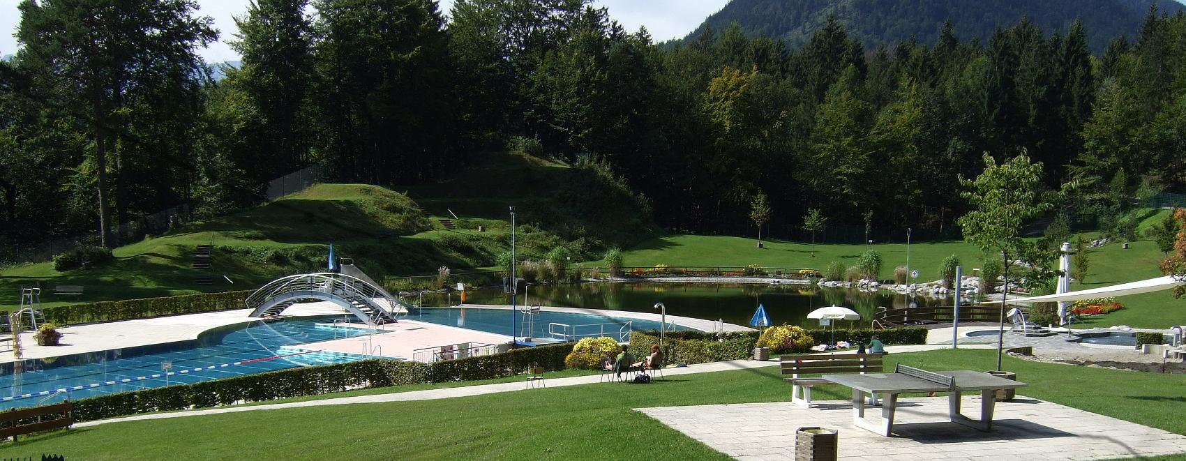 Alpenschwimmbad Oberau