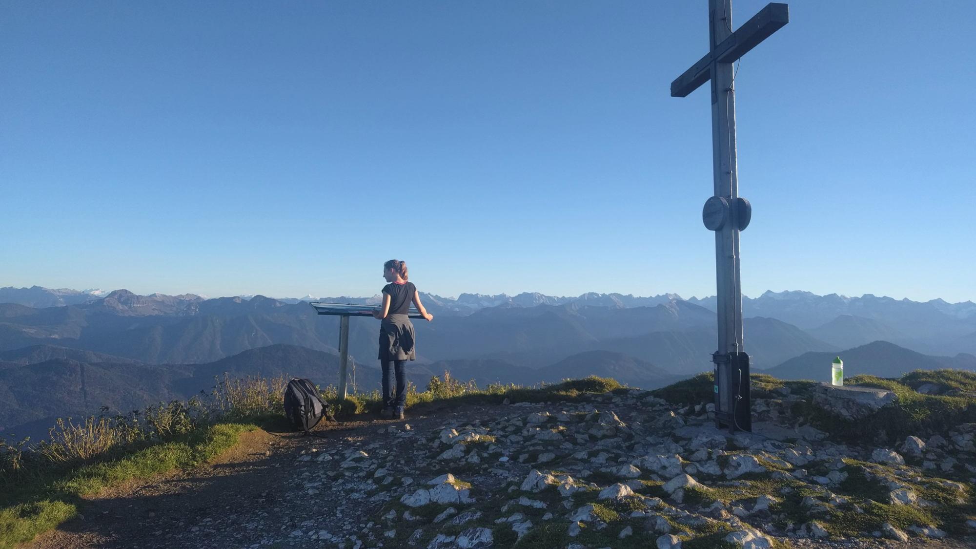 Klettersteig Walchensee : Wandern und klettersteige in oberbayern