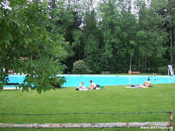 Freibad bichl for Schwimmbad oberammergau