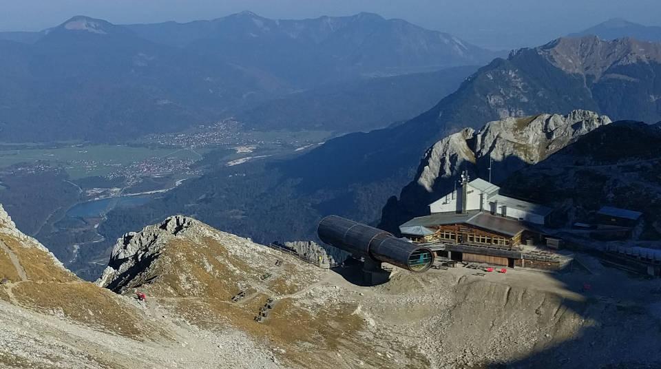 Karwendel - Dammkar und Mittenwalder Klettersteig