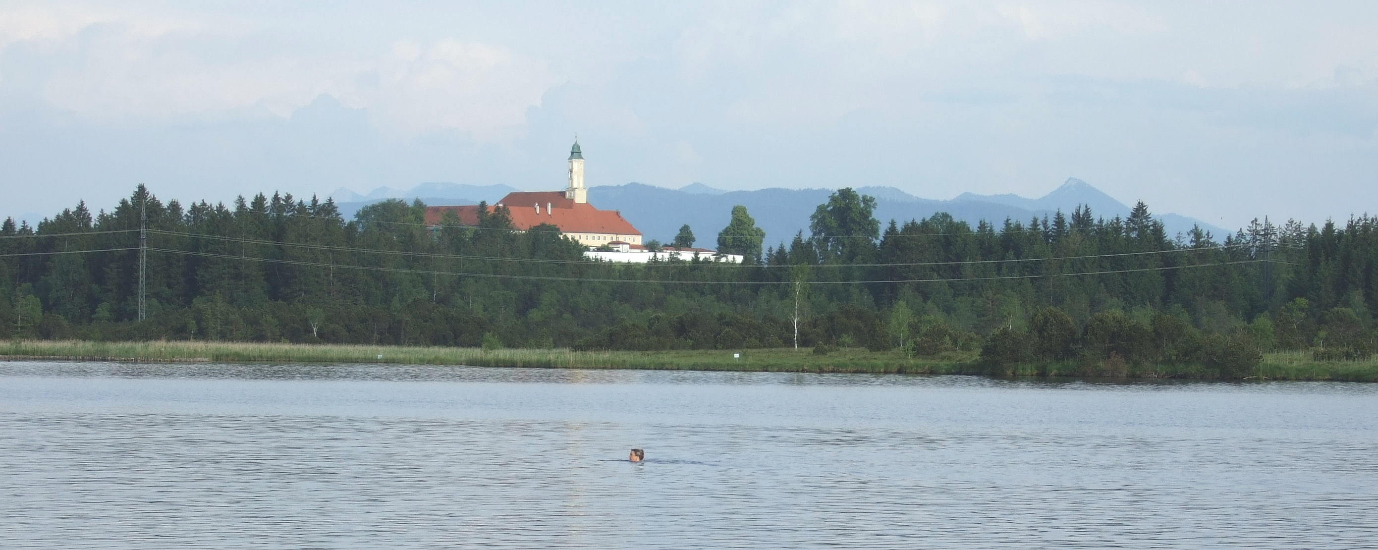 Bad Tölz - Reichersbeuern - Kirchsee