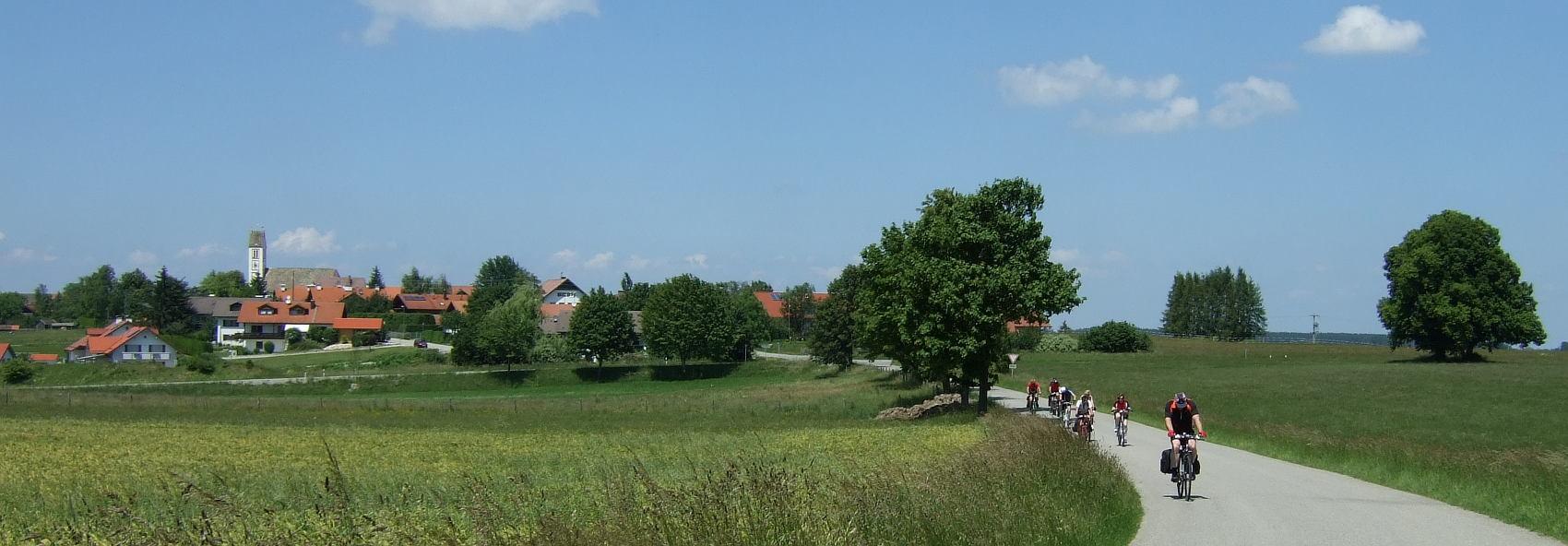 Fahrrad-Tour Leeder - Vilgertshofen - Dienhausen