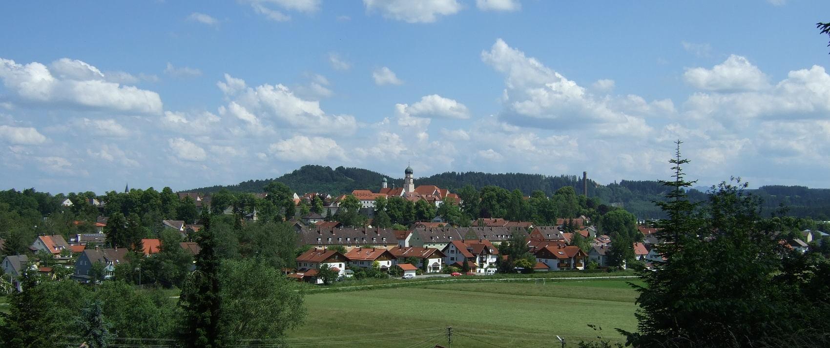 Fahrrad-Tour Schongau - Peiting - Wieskirche