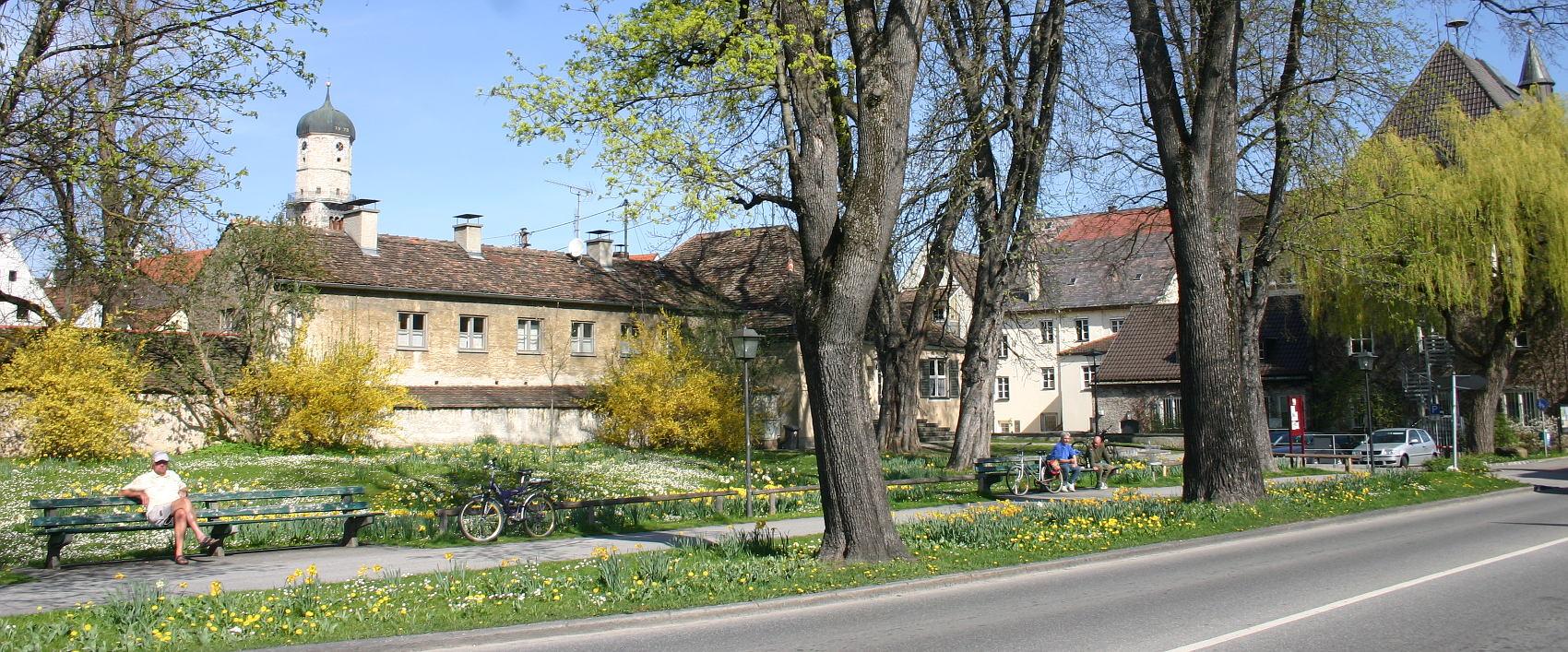 Radtour Weilheim Bernried Seeshaupt