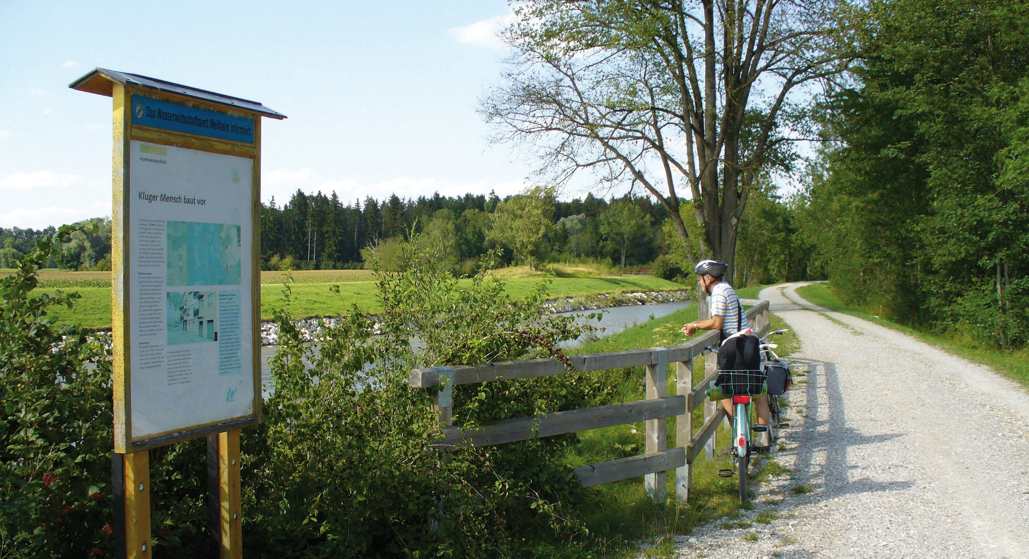 Wandern / Radtour