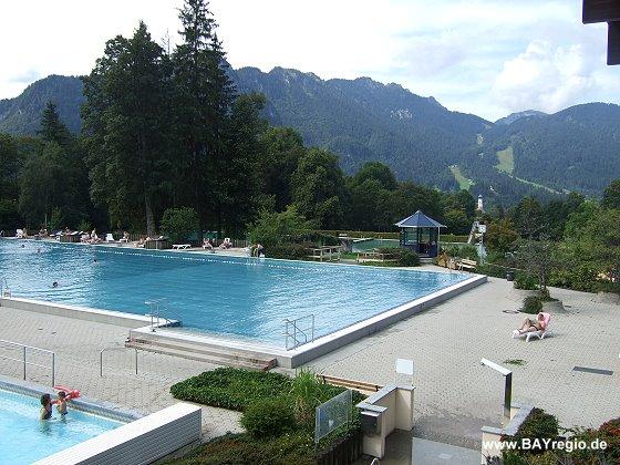 wellenberg oberammergau hallenbad und freibad On oberammergau schwimmbad