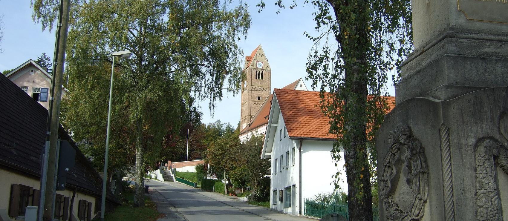 Fuchstal Asch Leeder Und Seestall