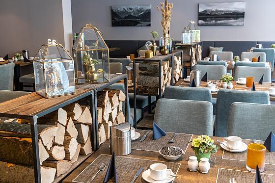 Hotel Vollmann - Frühstück