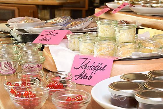 Hotel Gasthof zur Post - Frühstück
