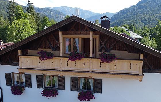 Ferienwohnung Leonhardstein
