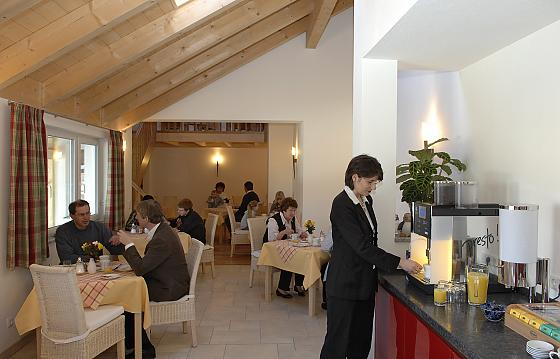 Landhaus Sixtmühle - Frühstück
