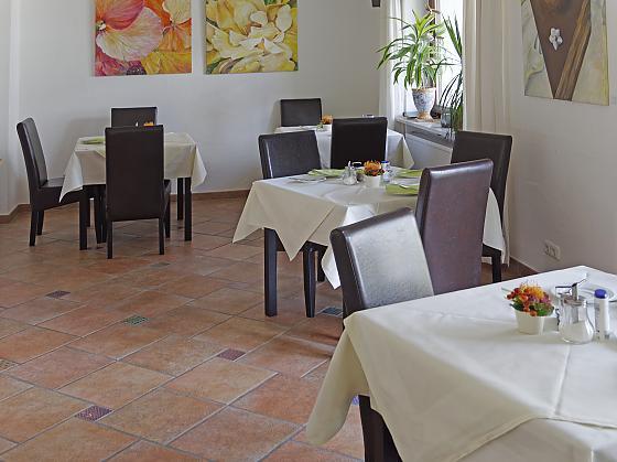 Hotel garni Möwe - Frühstück