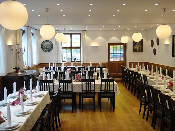 Gasthof Unterbräu - Gastronomie