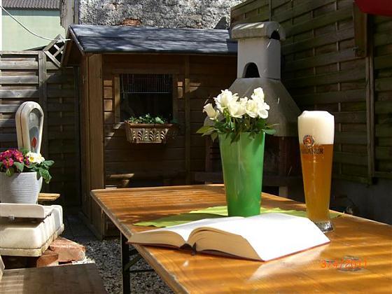 Ferienwohnungen im alten Mesnerhaus - Wellness