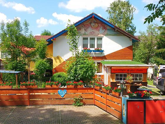 Ferienwohnung Casa Piedro EG