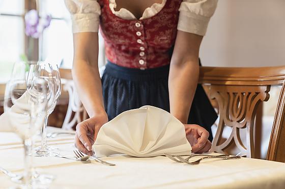 Alpenhof - Gastronomie