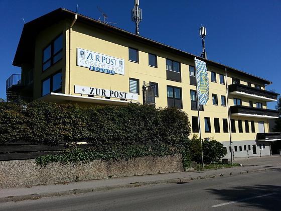 Hotel Zur Post Inning