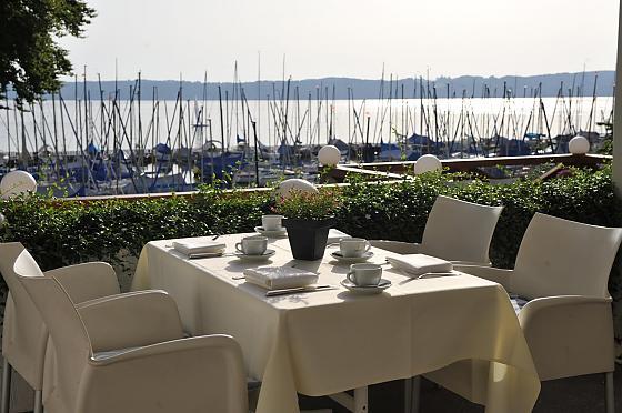 Marina Hotel Bernried - Gastronomie