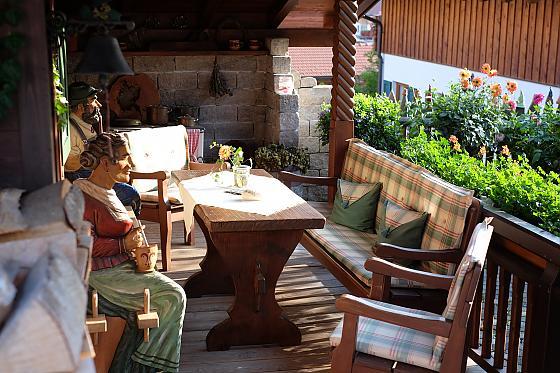 Ferienwohnungen Saulgrub - Wellness