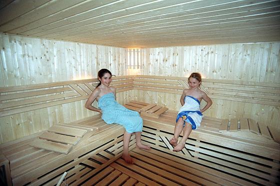 Ferienwohnungen Hinterdannerhof - Wellness