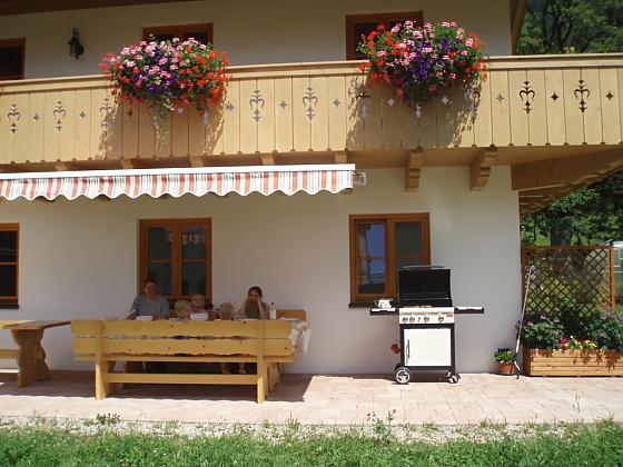 Ferienwohnungen Hinterdannerhof - Bilder