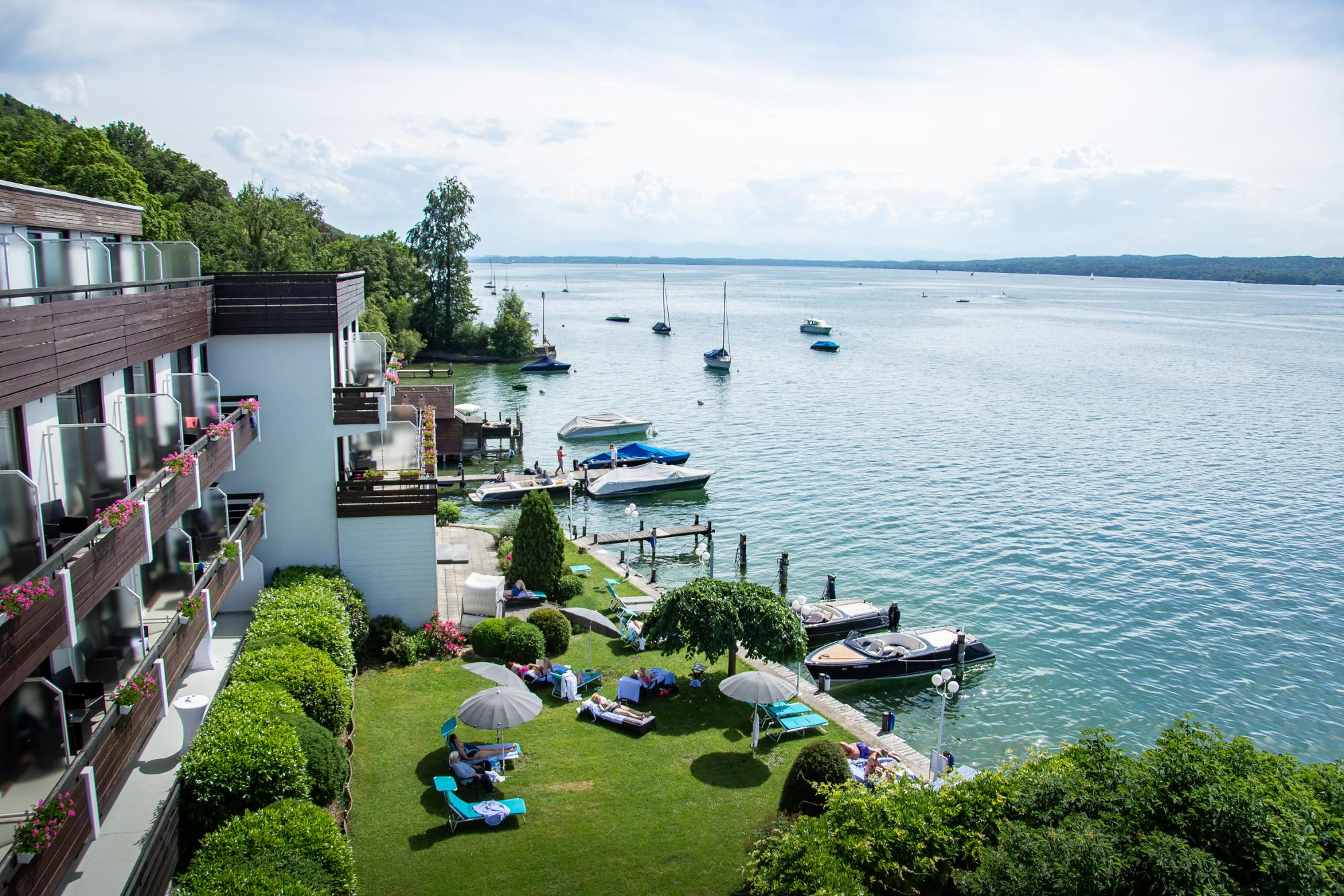 Seehotel Leoni in Berg am Starnberger See