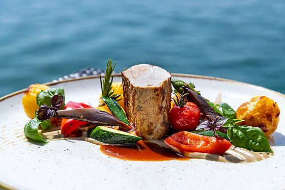 Seehotel Leoni - Gastronomie