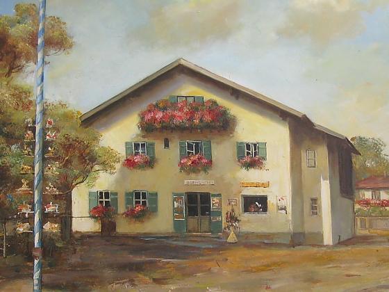 Ferienwohnung Elisabeth - Starnberg-Wangen