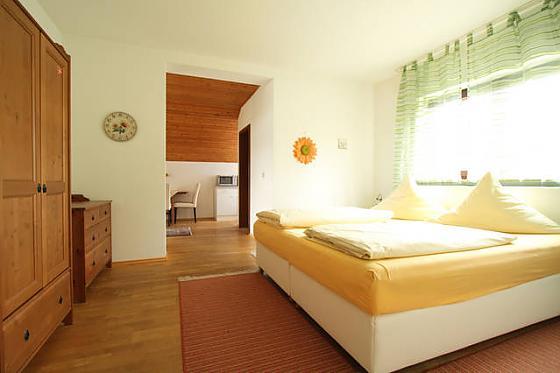 Appartement 45qm mit Balkon