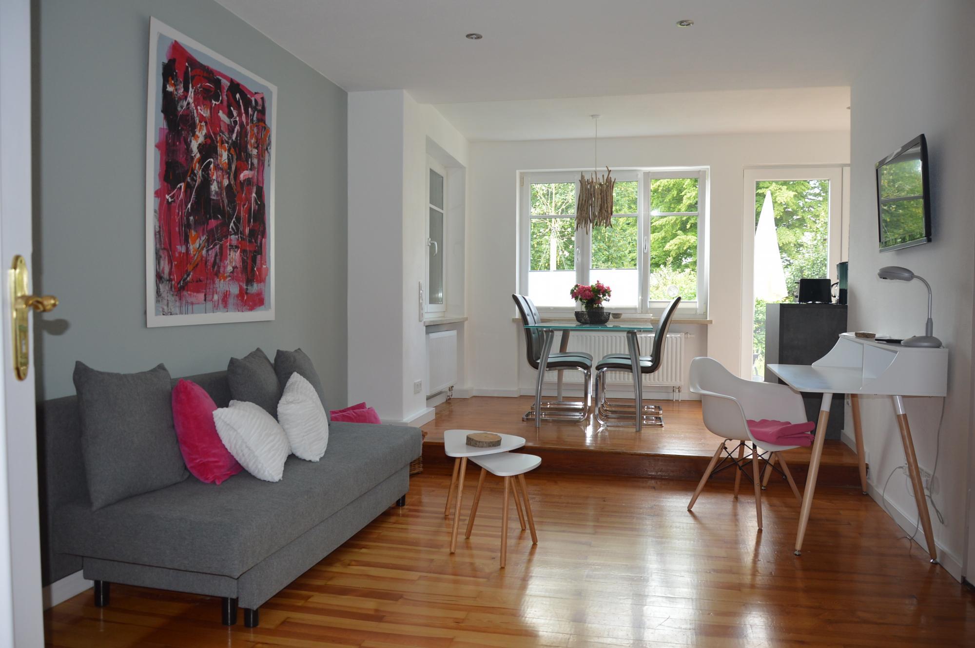 ferienwohnungen dreim derlhaus am ammersee herrsching. Black Bedroom Furniture Sets. Home Design Ideas
