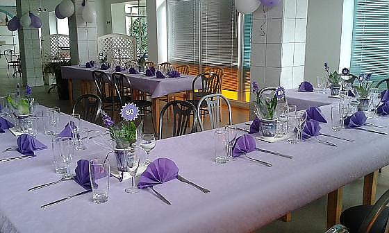Gästehaus am Rathaus - Tagung - Feier