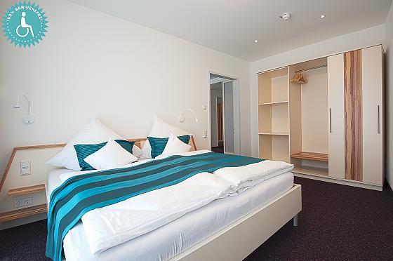 Doppel-Doppelzimmer (50 qm)