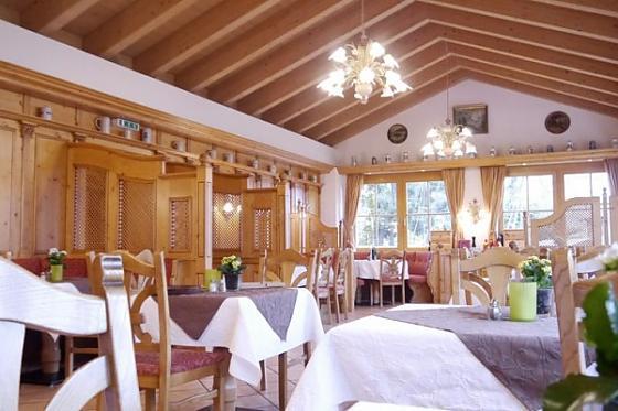 Landhotel Huber am See - Gastronomie