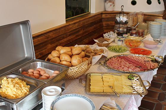 Gasthof Hotel zur Post Kochel am See - Frühstück