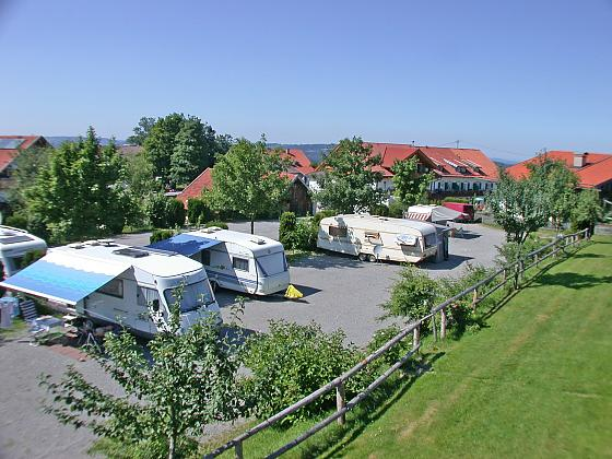 Camping Oase Reindl in Bad Kohlgrub