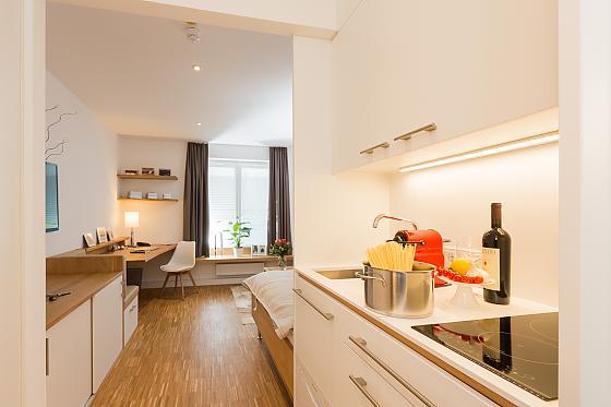 Deluxe-Apartment