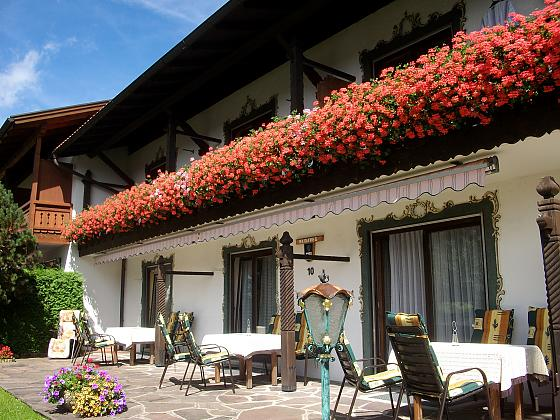 ***Doppelzimmer mit Terrasse