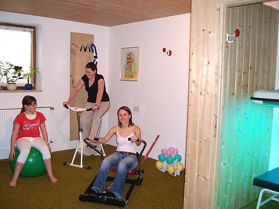 Gästehaus Bergfrieden - Wellness