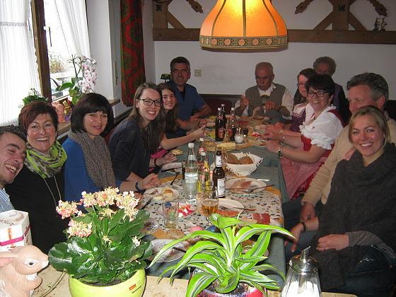 Gästehaus Bergfrieden - Gastronomie