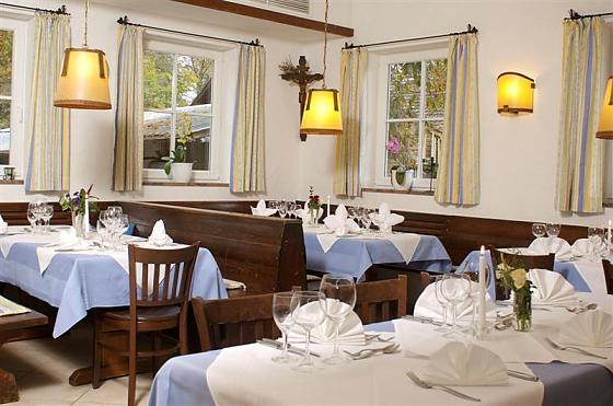 Hotel Gasthof Seefelder Hof - Gastronomie