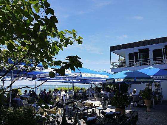 Strandhotel Dießen - Gastronomie