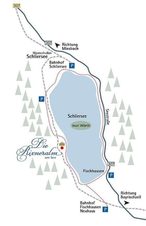 Ferienwohnungen Rixnerhof - Gastronomie
