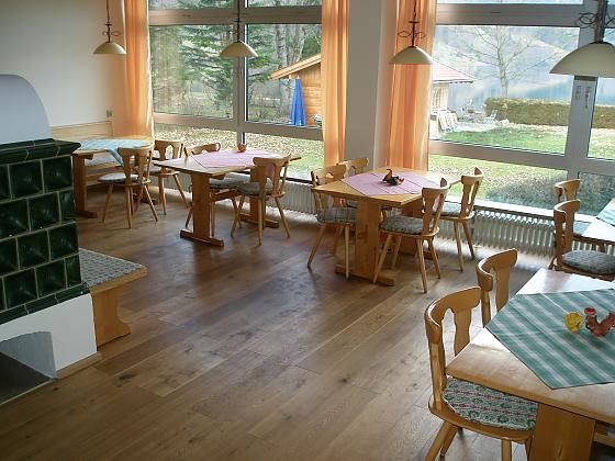Haus Seegarten - Frühstück