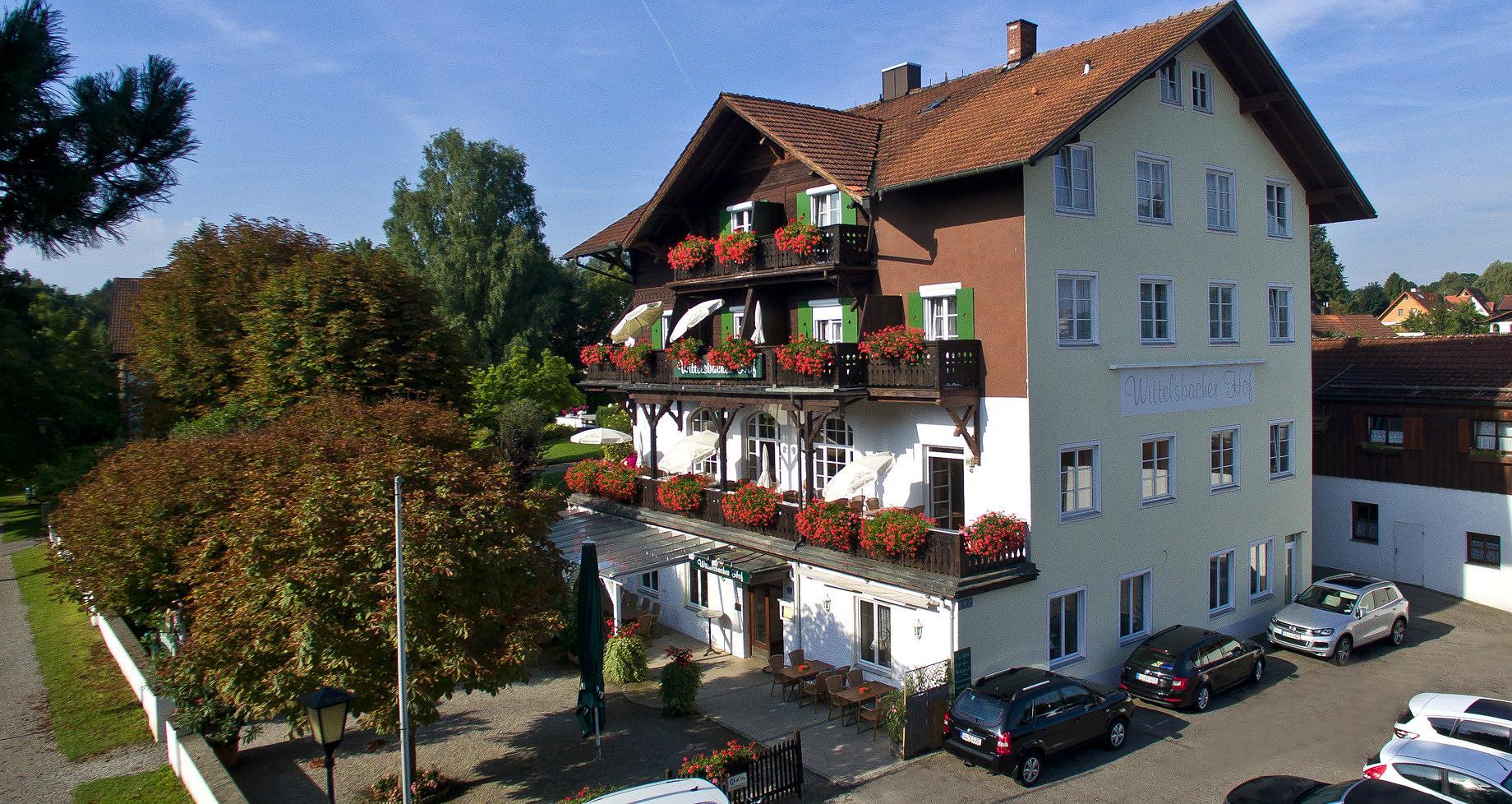 Hotel Wittelsbacher Hof Utting Am Ammersee