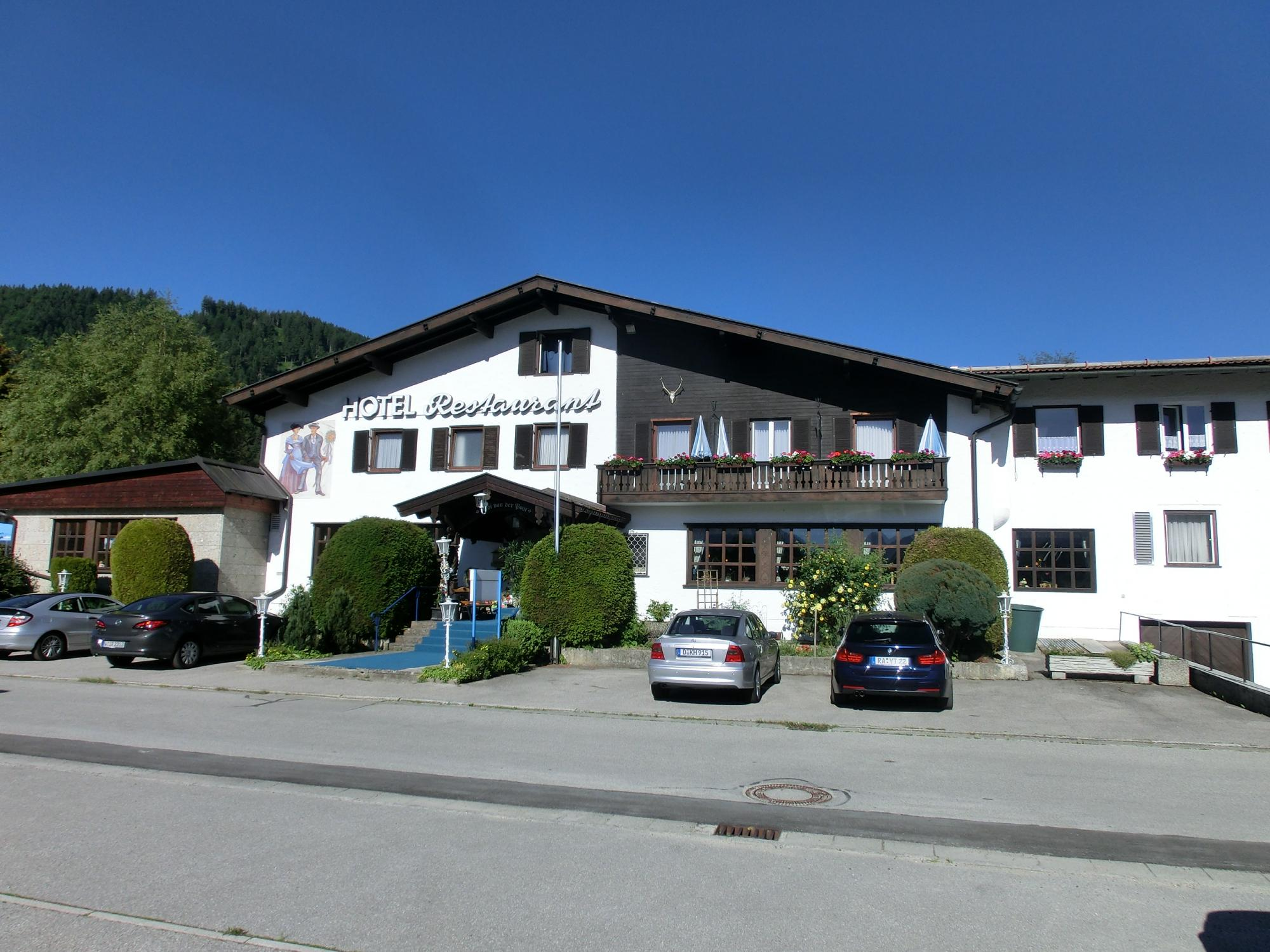 Hotel Resi von der Post in Bad Wiessee