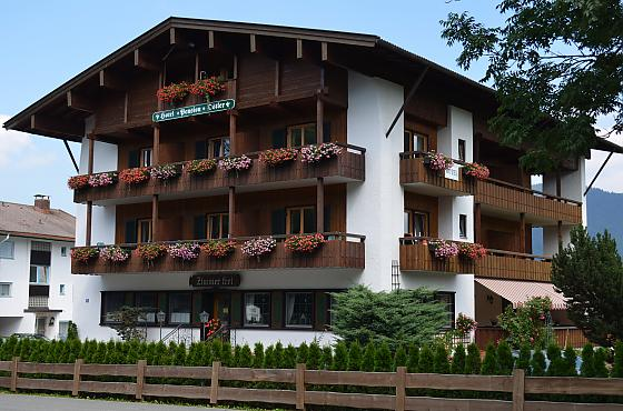 Hotel Pension Ostler in Bad Wiessee