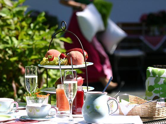 Landhaus Christl am See - Frühstück