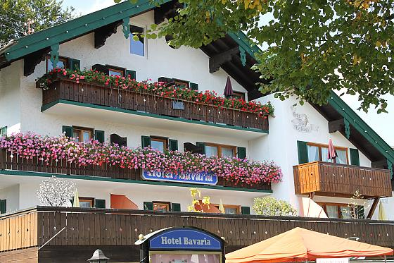 Hotel Bavaria Bad Wiessee