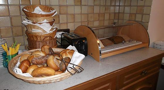 Hotel Bavaria Bad Wiessee - Frühstück